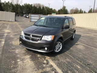 Used 2019 Dodge Grand Caravan SXT Premium Plus for sale in Cayuga, ON