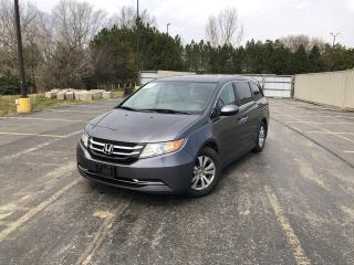 Used 2015 Honda Odyssey EX-L for sale in Cayuga, ON