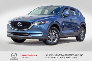 Used 2018 Mazda CX-5 GS AWD Toit Ouvrant Sieges Chauffants 2018 Mazda CX-5 GS AWD for sale in Lachine, QC