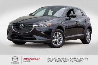 Used 2019 Mazda CX-3 GS AWD Apple Car Play Androit Auto 2019 Mazda CX-3 GS AWD for sale in Lachine, QC