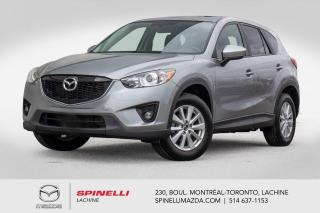 Used 2014 Mazda CX-5 GSSieges Chauffants Toit Ouvrant Camera de Recule 2014 Mazda CX-5 GS for sale in Lachine, QC