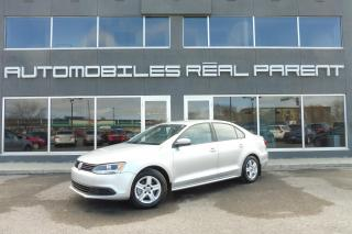 Used 2014 Volkswagen Jetta AUTOMATIQUE - CAMERA - AUX - for sale in Québec, QC