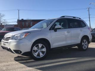 Used 2015 Subaru Forester 2.5i groupe Commodité familiale 5 portes for sale in Trois-Rivières, QC