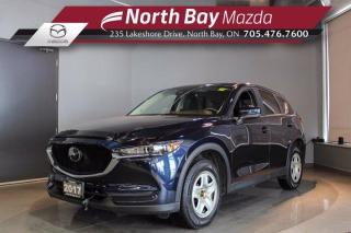 Used 2017 Mazda CX-5 GS Comfort AWD - Low Mileage - Sunroof - Heated Seats for sale in North Bay, ON