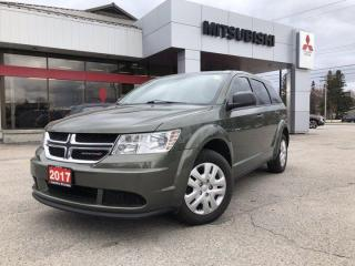 Used 2017 Dodge Journey SE Plus for sale in North Bay, ON