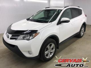 Used 2014 Toyota RAV4 XLE TOIT OUVRANT MAGS CAMÉRA *Bas Kilométrage* for sale in Shawinigan, QC