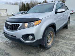 Used 2012 Kia Sorento V6 **7 PASSAGER** for sale in Val-d'Or, QC