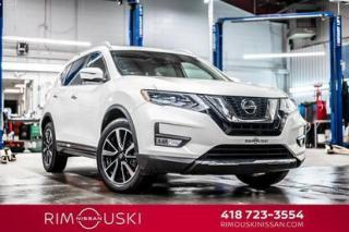 Used 2018 Nissan Rogue AWD SL PLATINE RÉSERVE for sale in Rimouski, QC