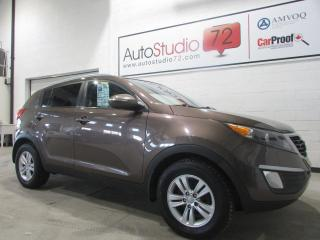 Used 2011 Kia Sportage MAGS**A/C**CRUISE for sale in Mirabel, QC
