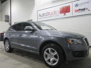 Used 2012 Audi Q5 AWD**CUIR**TOIT for sale in Mirabel, QC