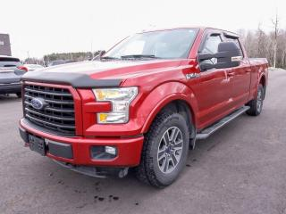 Used 2016 Ford F-150 XLT 4X4 CAMÉRA SIÈGES CHAUFF GR. REMORQ *BAS KM* for sale in Mirabel, QC
