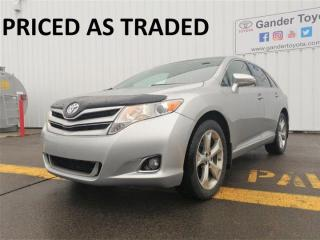 Used 2015 Toyota Venza XLE FWD for sale in Gander, NL