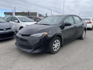 Used 2017 Toyota Corolla * CE * VITRES ET PORTES ELECT * A/C * BLUETOOTH * for sale in Mirabel, QC