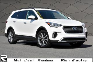 Used 2017 Hyundai Santa Fe XL V6 CAMERA RECUL A/C 7 PASSAGER for sale in Ste-Julie, QC