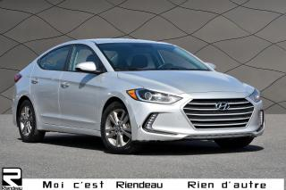 Used 2017 Hyundai Elantra ELANTRA GL for sale in Ste-Julie, QC