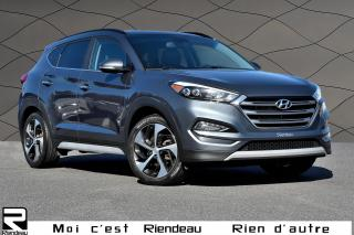 Used 2017 Hyundai Tucson tucson 1.6L Limited for sale in Ste-Julie, QC