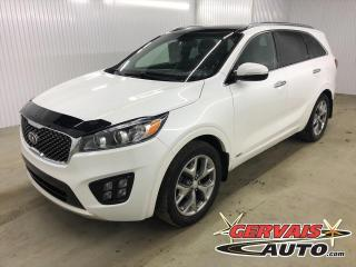 Used 2016 Kia Sorento 2.0L Turbo SX GPS AWD MAGS CUIR TOIT PANORAMIQUE for sale in Shawinigan, QC