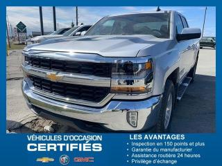 Used 2017 Chevrolet Silverado 1500 4WD Double Cab for sale in Amos, QC