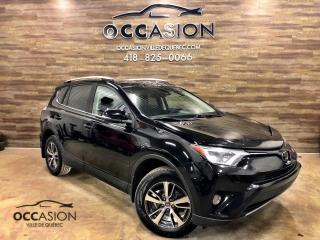 Used 2017 Toyota RAV4 Traction intégrale 4 portes XLE for sale in Ste-Brigitte-de-Laval, QC