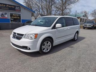 Used 2015 Dodge Grand Caravan Crew for sale in Madoc, ON