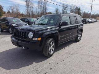 Used 2017 Jeep Patriot SPORT for sale in Madoc, ON