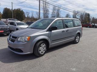 Used 2013 Dodge Grand Caravan SE for sale in Madoc, ON
