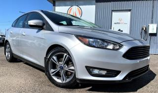 Used 2016 Ford Focus ***SE,AUTOMATIQUE,BAS KILO,TURBO,AUBAINE for sale in Longueuil, QC