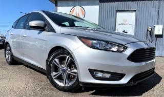 Used 2016 Ford Focus ***SE,AUTOMATIQUE,BAS KILO,TURBO,AUBAINE for sale in Longueuil, QC
