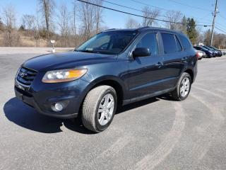 Used 2010 Hyundai Santa Fe GLS 3.5 for sale in Madoc, ON