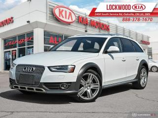 Used 2015 Audi A4 4dr Wgn Progressiv - CLEAN CARFAX | TOP CONDITION for sale in Oakville, ON
