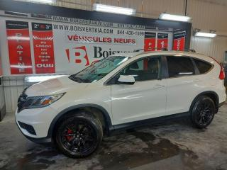 Used 2015 Honda CR-V CRV SE AWD DÉMARREUR DIST. RACK DE TOIT for sale in Blainville, QC