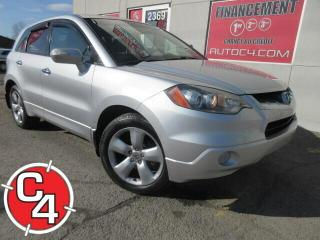 Used 2008 Acura RDX AWD 4dr Tech Pkg for sale in St-Jérôme, QC