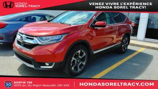 Used 2018 Honda CR-V Touring Traction intégrale for sale in Sorel-Tracy, QC