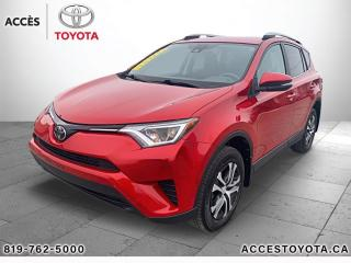 Used 2017 Toyota RAV4 AWD LE for sale in Rouyn-Noranda, QC