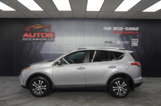 Used 2016 Toyota RAV4 LE AWD AUTO SIÈGES BLUETOOTH CAMERRA 152 532 KM !! for sale in Lévis, QC