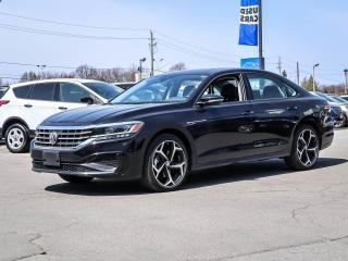 Used 2020 Volkswagen Passat Execline for sale in Niagara Falls, ON
