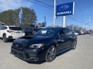 Used 2020 Subaru WRX STI SPORT TECH for sale in Victoriaville, QC