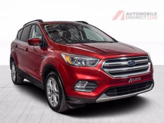 Used 2017 Ford Escape Se A/c Mags Camera for sale in Île-Perrot, QC