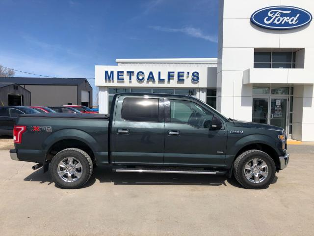 2015 Ford F-150 XLT-XTR 302A CHROME 2.7L