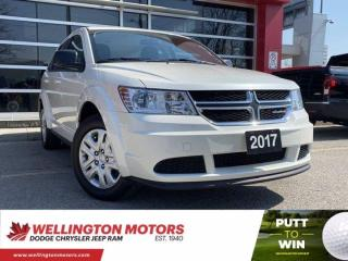 Used 2017 Dodge Journey Canada Value Pkg - Incl. Winter Tires On Rims !! for sale in Guelph, ON