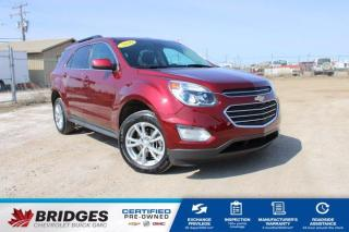 Used 2016 Chevrolet Equinox LT for sale in North Battleford, SK