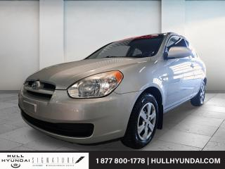 Used 2008 Hyundai Accent 3DR HB AUTO L for sale in Gatineau, QC