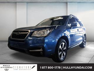 Used 2018 Subaru Forester 2.5i Touring CVT w-EyeSight Pkg for sale in Gatineau, QC
