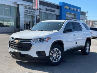 New 2021 Chevrolet Traverse LS for sale in Brampton, ON