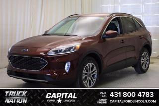 New 2021 Ford Escape SEL for sale in Regina, SK