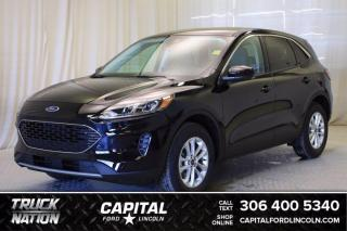 New 2021 Ford Escape SE Hybrid for sale in Regina, SK