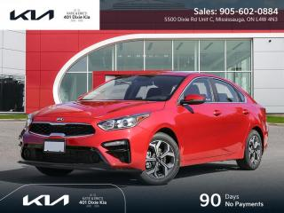 New 2021 Kia Forte EX DONT WAIT PICK UP TODAY for sale in Mississauga, ON