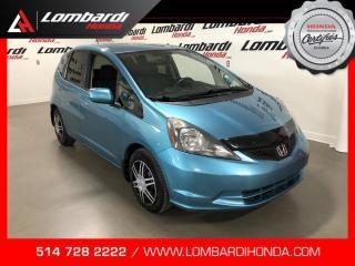 Used 2012 Honda Fit LX AUTOMATIQUE BLUETOOTH  for sale in Montréal, QC