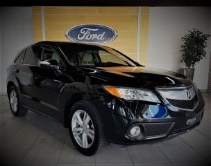 Used 2014 Acura RDX TECH/AWD - CUIR/TOIT/GPS - BAS KM for sale in Drummondville, QC