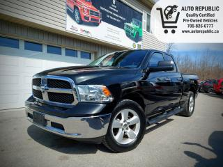 Used 2017 RAM 1500 SLT for sale in Orillia, ON